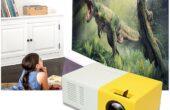 [Review] Top 8 Mẫu máy chiếu mini được đánh giá cao hiện nay