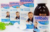 Vitamin tổng hợp Wellbaby có tốt không? Giá bao nhiêu?